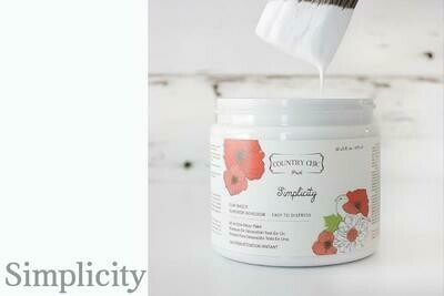 Country Chic Simplicity Pint