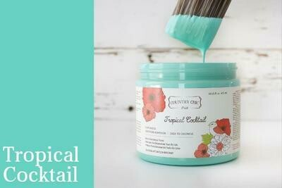 Country Chic Tropical Cocktail 4oz