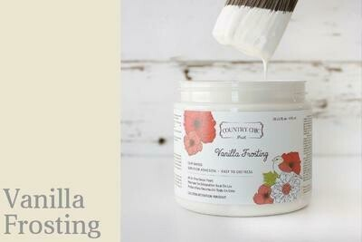 Country Chic Vanilla Frosting Pint