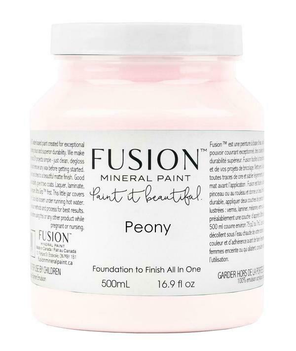 Fusion Peony 500ml