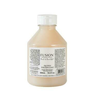 Fusion Clear Coat Gloss 500ml