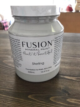 Fusion Sterling 500ml