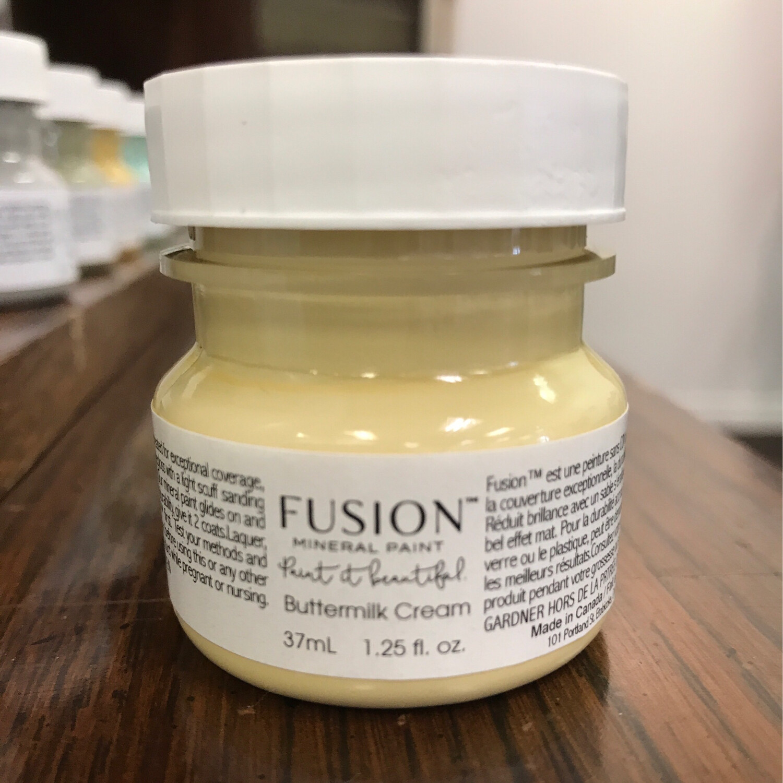 Fusion Butter Cream 4oz