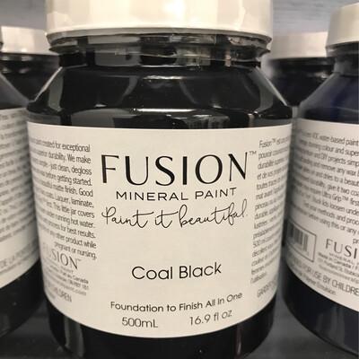 Fusion Coal Black 500ml