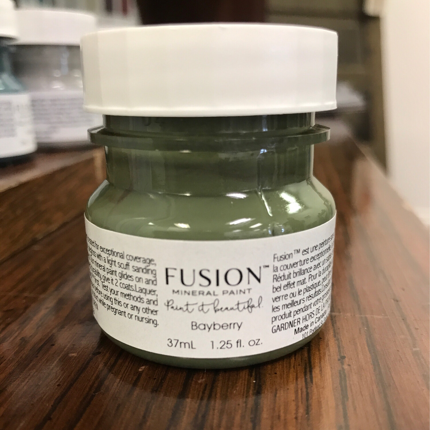 Fusion Bayberry 37ml