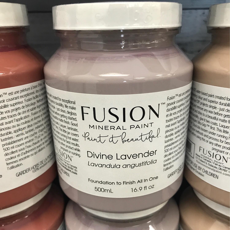 Fusion Divine Lavender 500ml