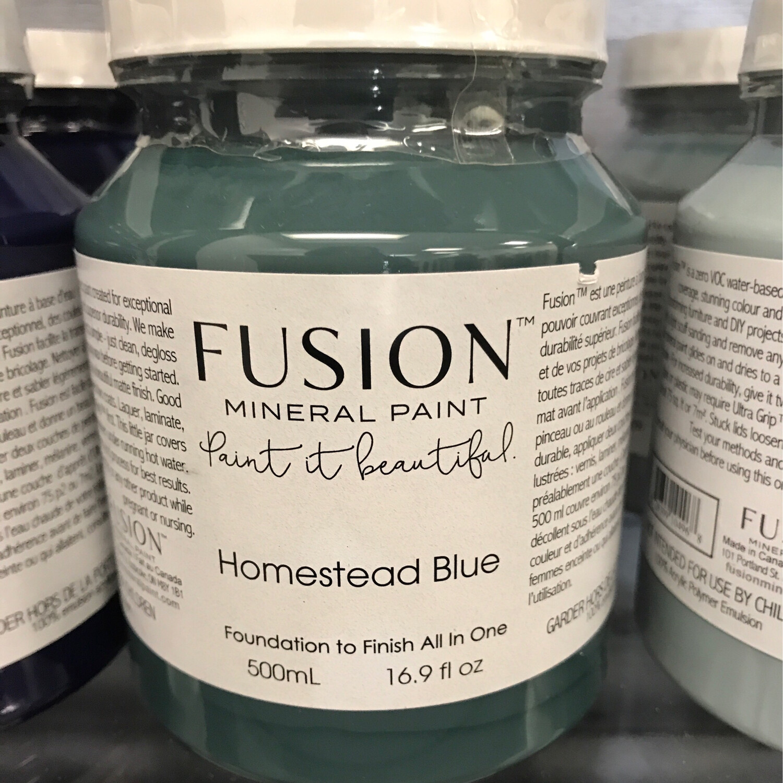 Fusion Homestead Blue 500ml