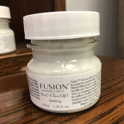 Fusion Sterling 37ml