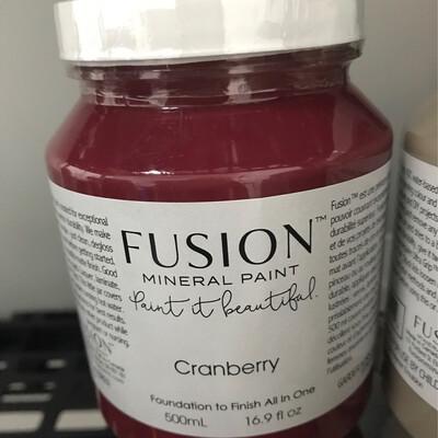 Fusion Cranberry 500ml