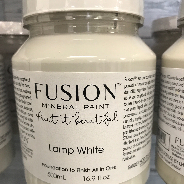 Fusion Lamp White 500ml