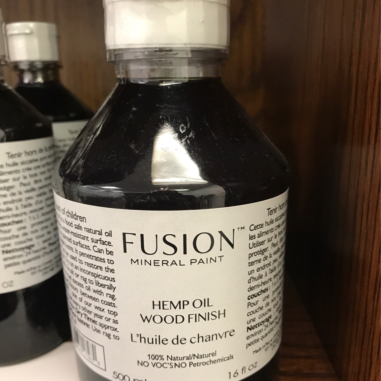 Fusion Hemp Oil 500ml