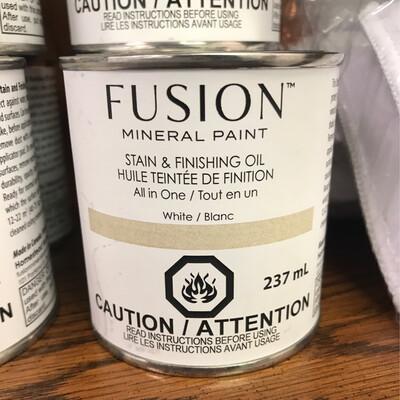 Fusion Stain White