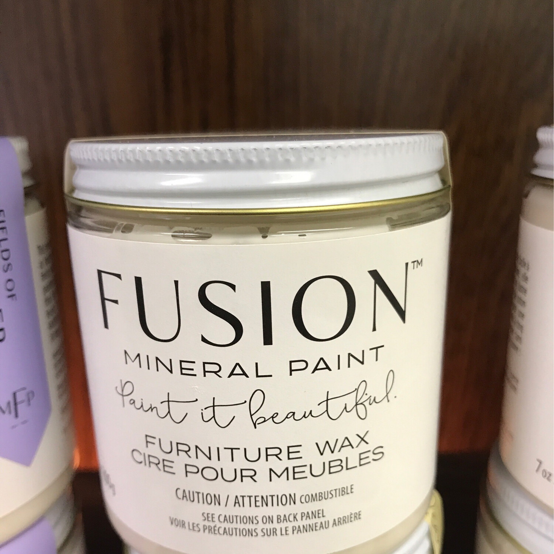 Fusion Clear Wax 200g