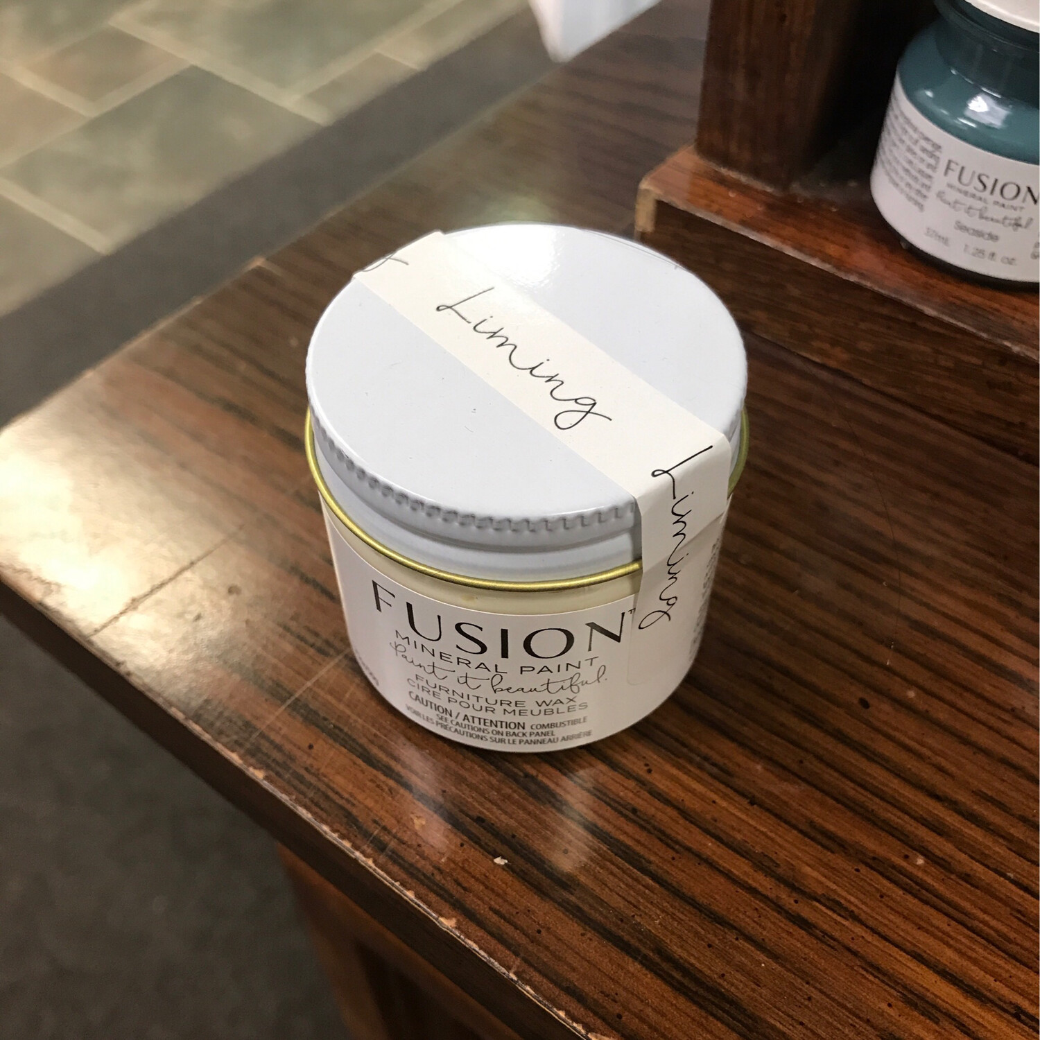 Fusion Liming Wax 50g