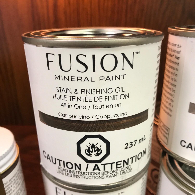 Fusion Stain Cappuccino