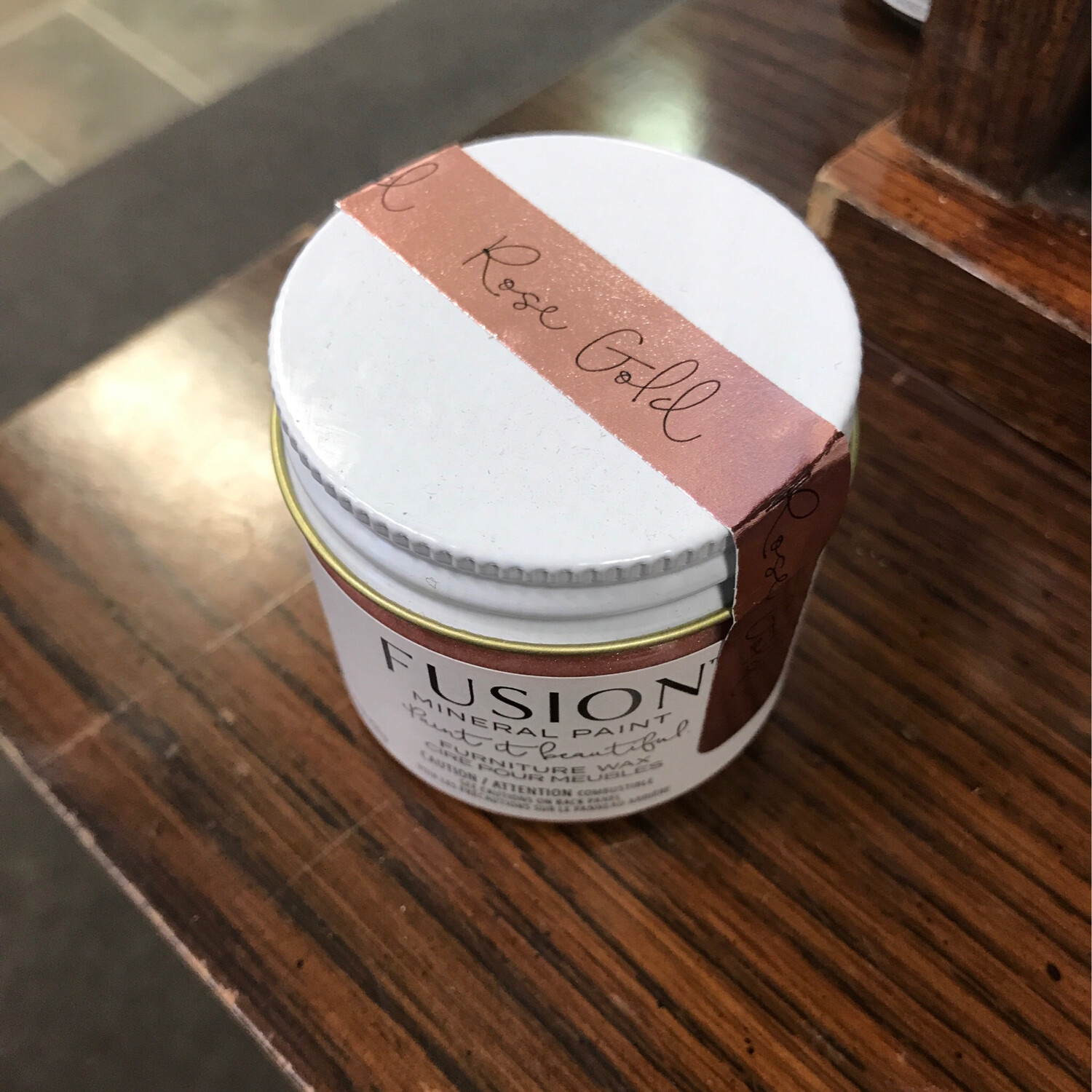 Fusion Rose gold Wax 50g