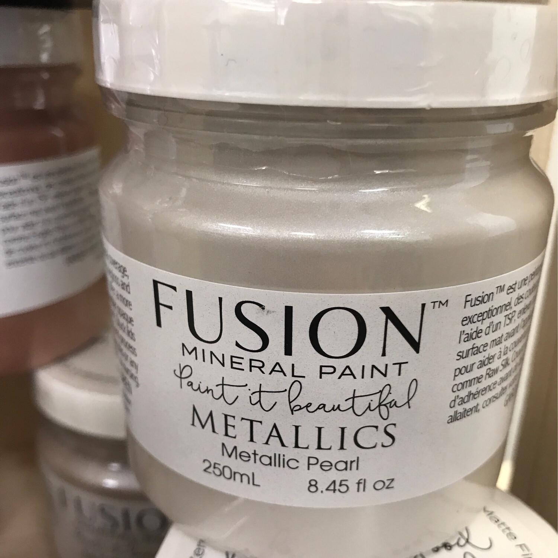 Fusion Metallic Pearl 250ml