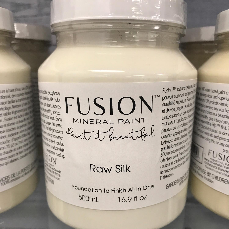 Fusion Raw Silk 500ml