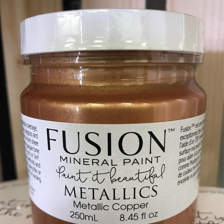 Fusion Metallic Copper 250ml
