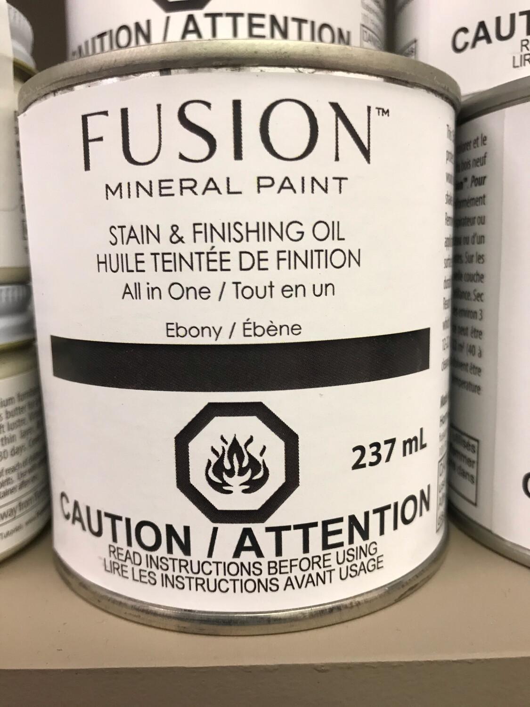 Fusion Stain Ebony
