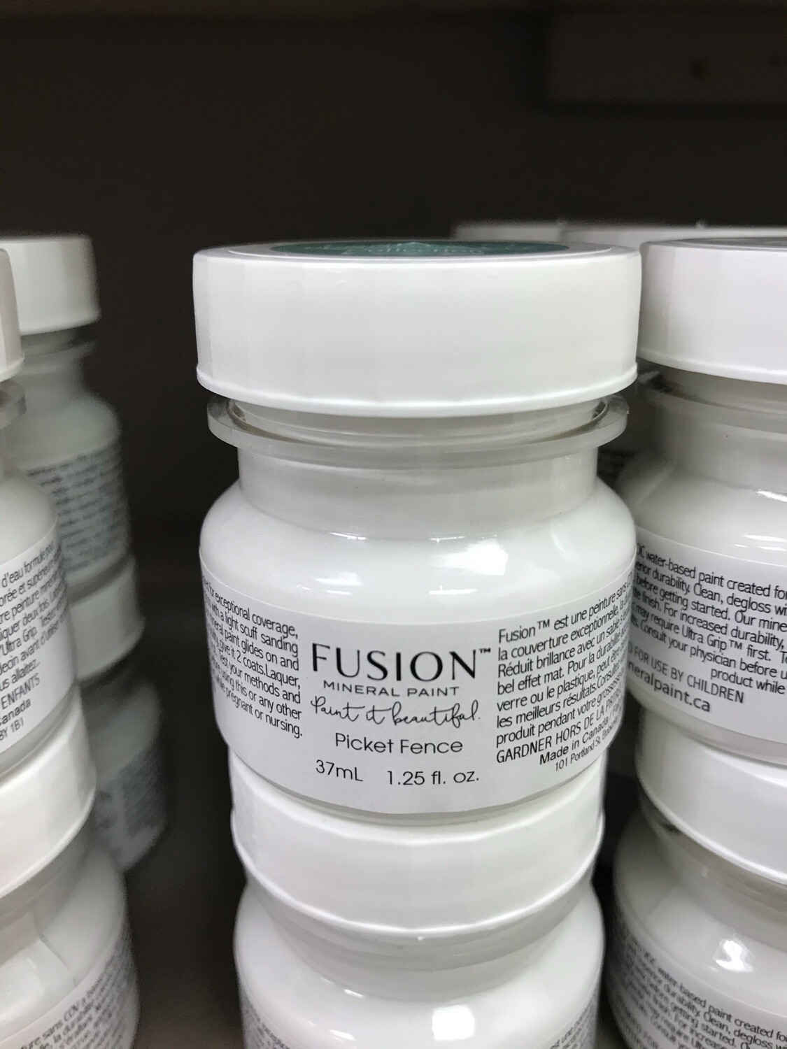 Fusion Picket Fence 37ml
