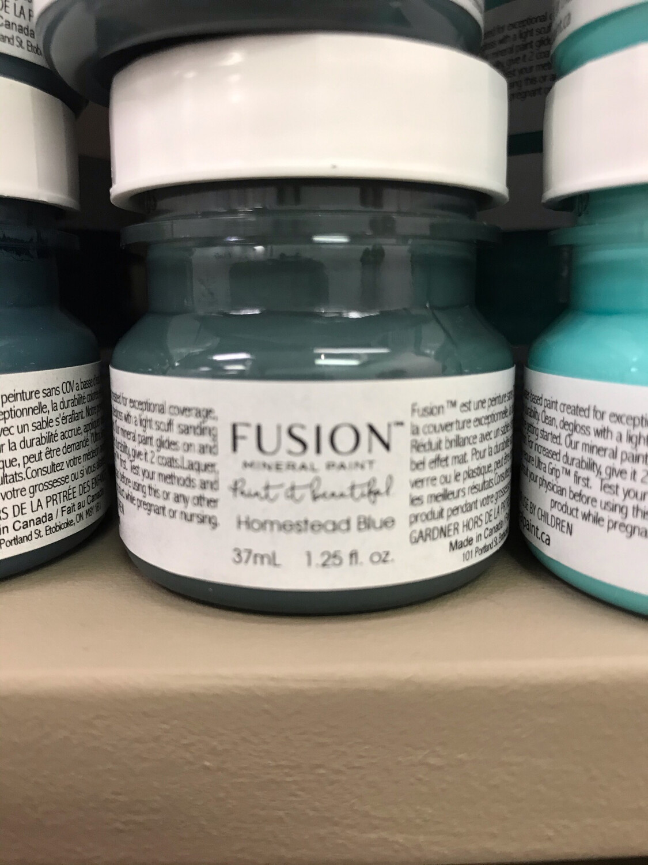 Fusion Homestead Blue 37ml
