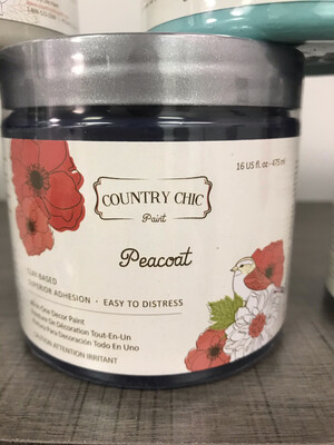 Country Chic Peacoat Pint
