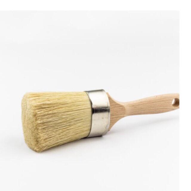 """Mud Paint 2"""" Oval Brush"""