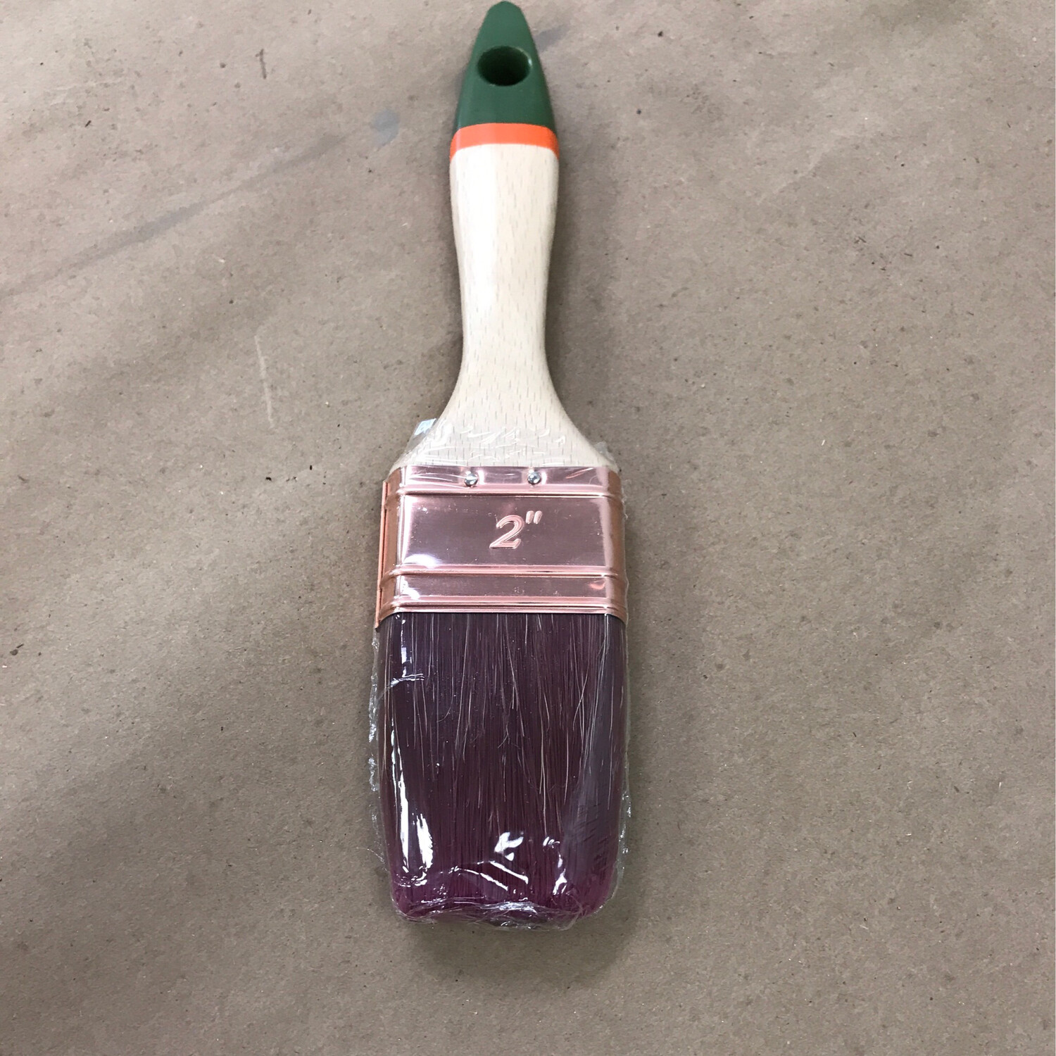 Fusion Staalmeester Brush Flat #20