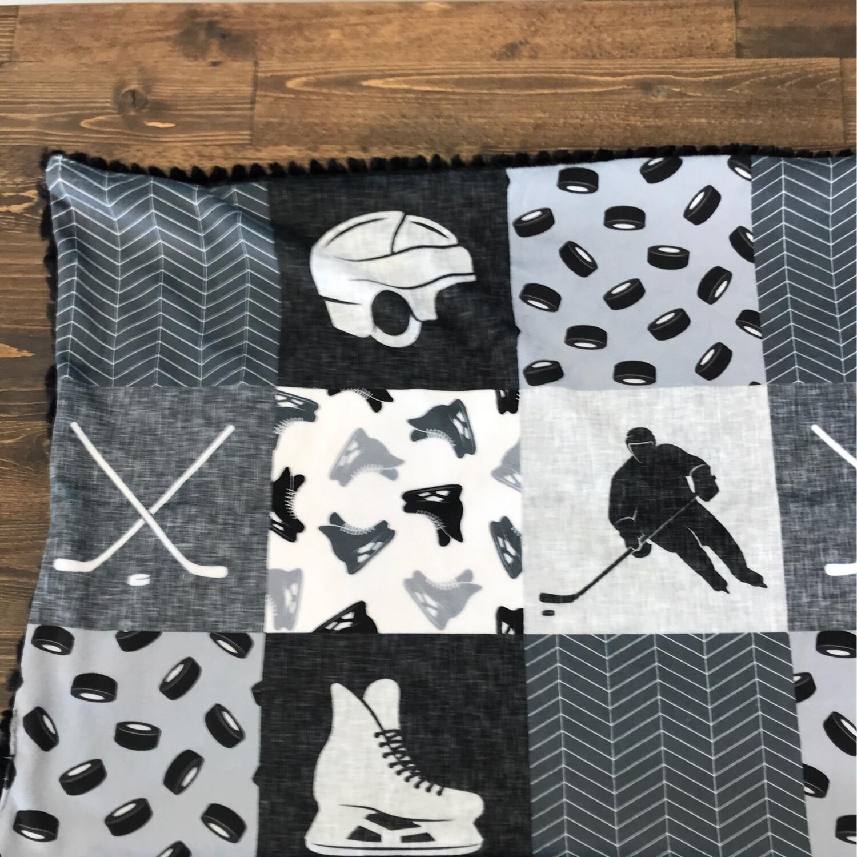 Minky Blankets #41,42