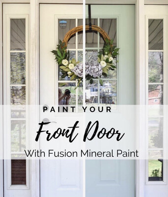 Front Door Makeover Workshop