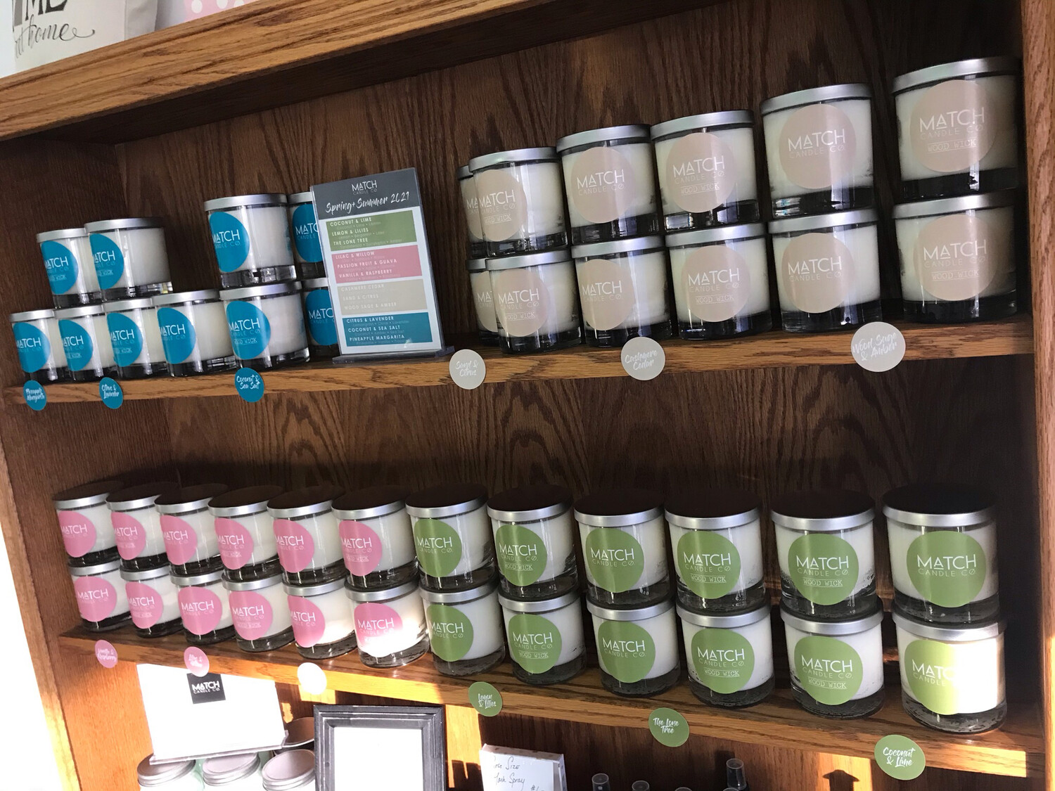 Vanilla & Raspberry Soy Cotton Wick Candle