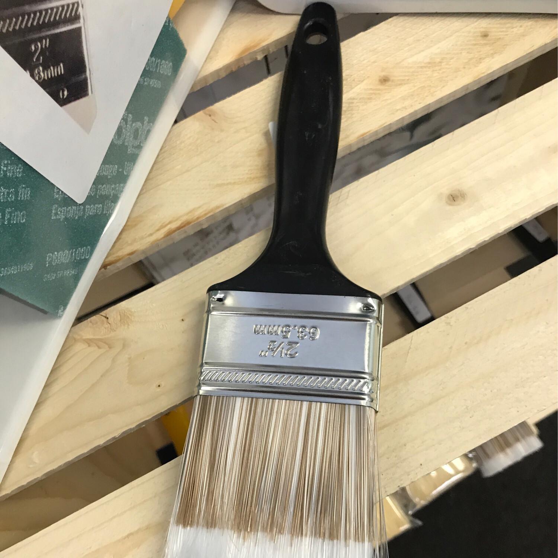 2 1/2 Inch Brush