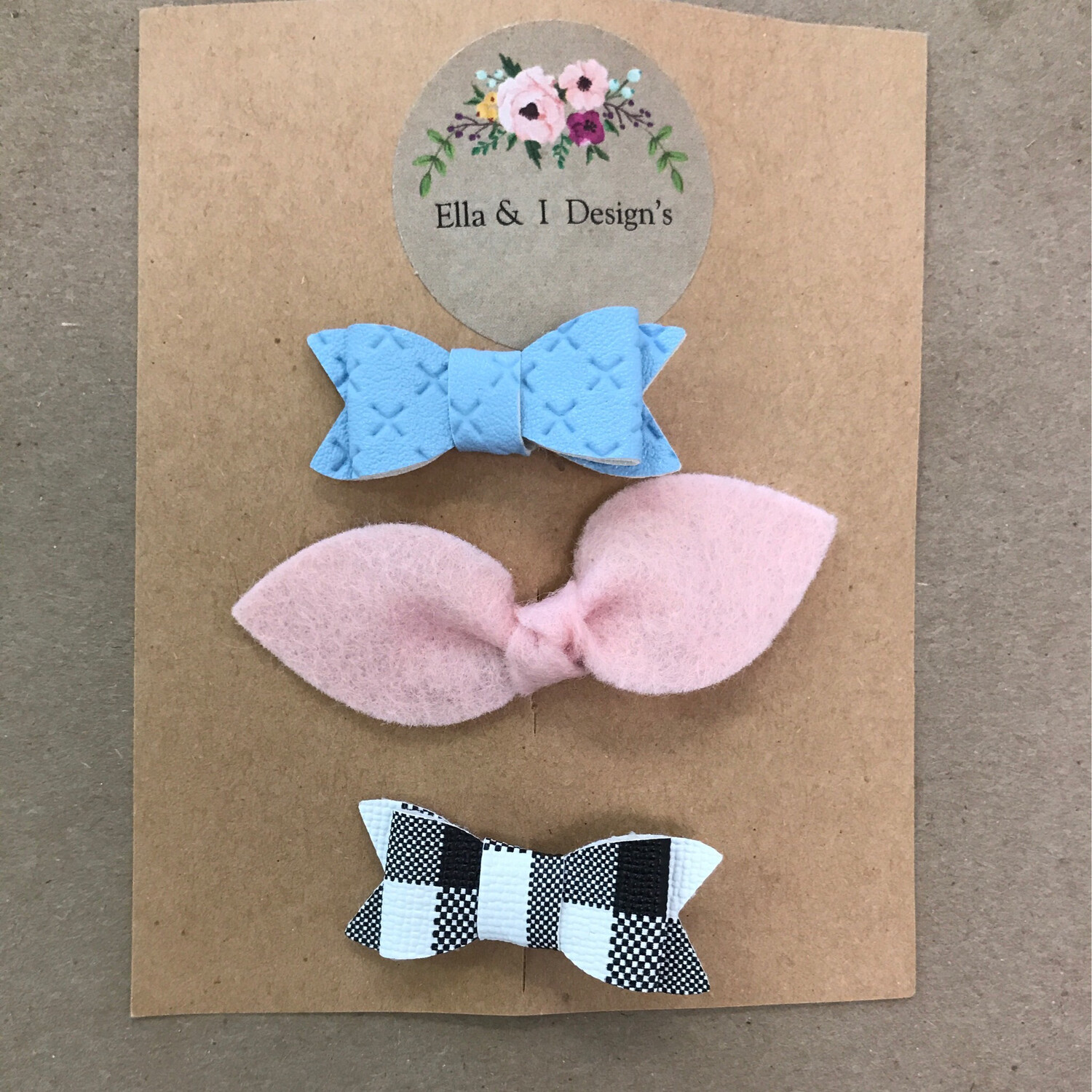 Baby Bow Pack #10,11,12