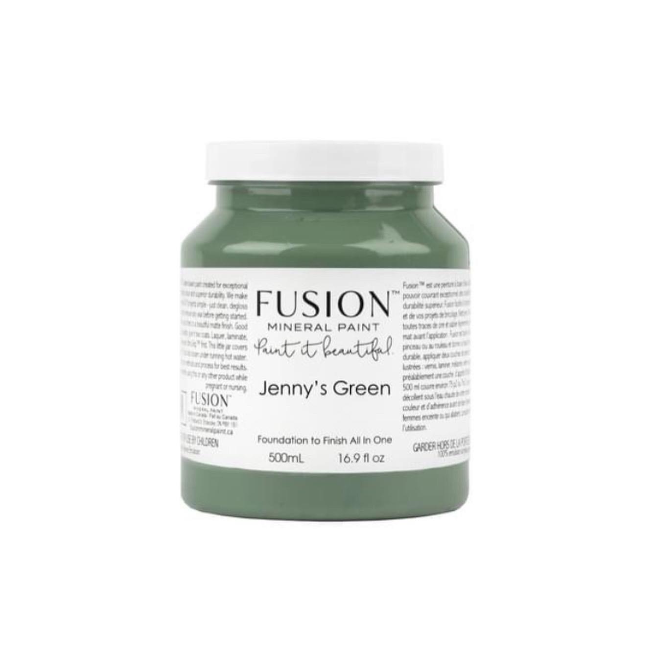 Fusion Jenny's Green 500ml