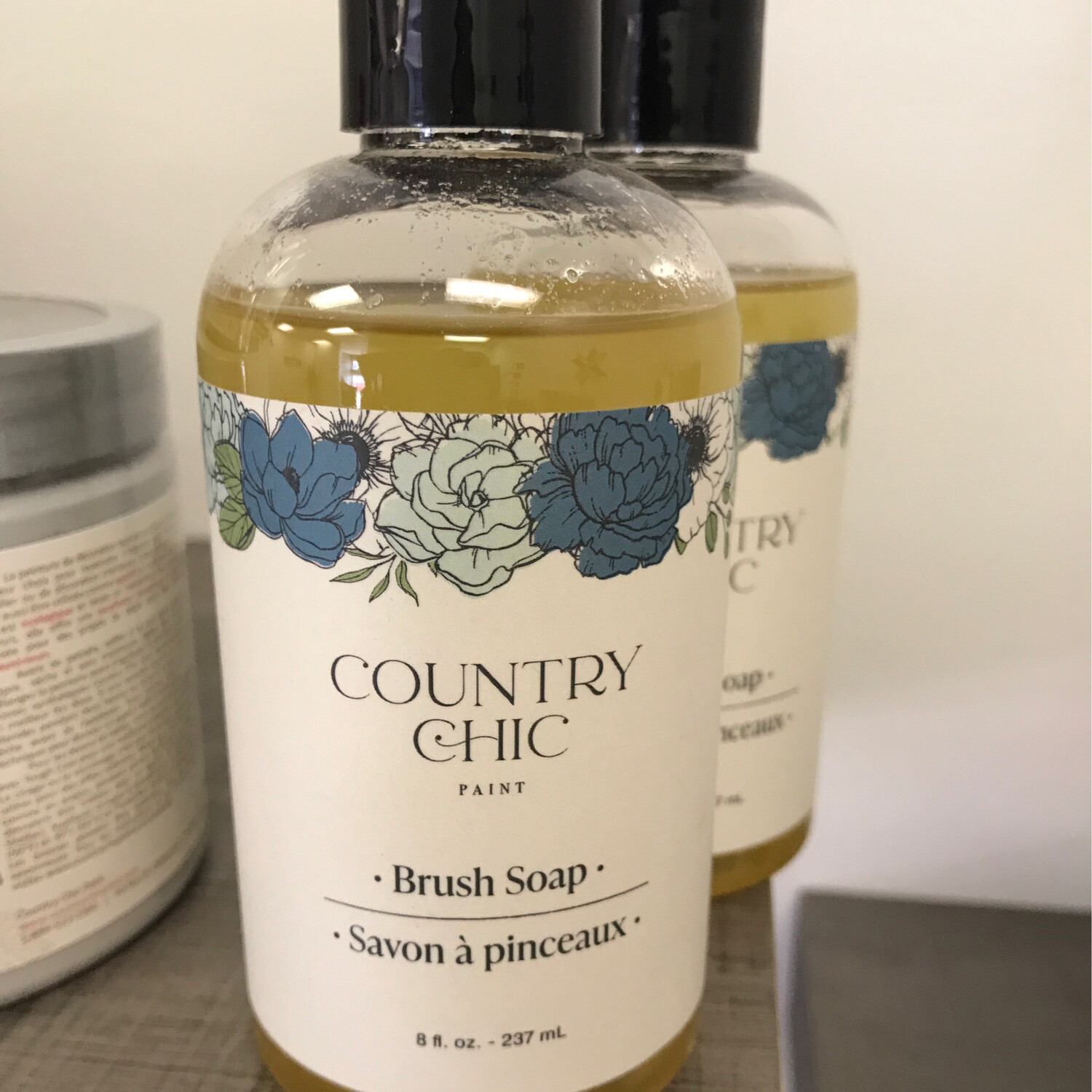 Country Chic Brush Soap 8oz