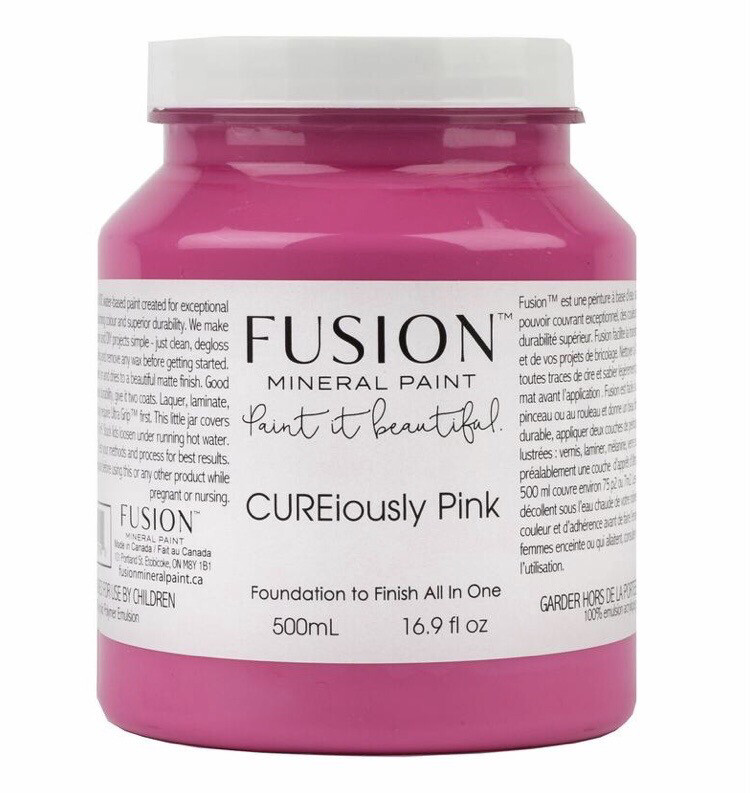 Fusion Cureiously Pink 500ml