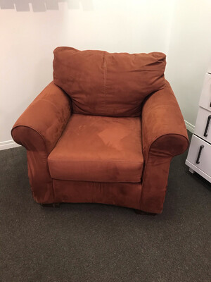 Suede Chair