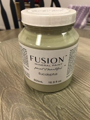 Fusion Eucalyptus 500ml