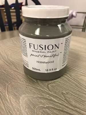 Fusion Hazel wood 500ml