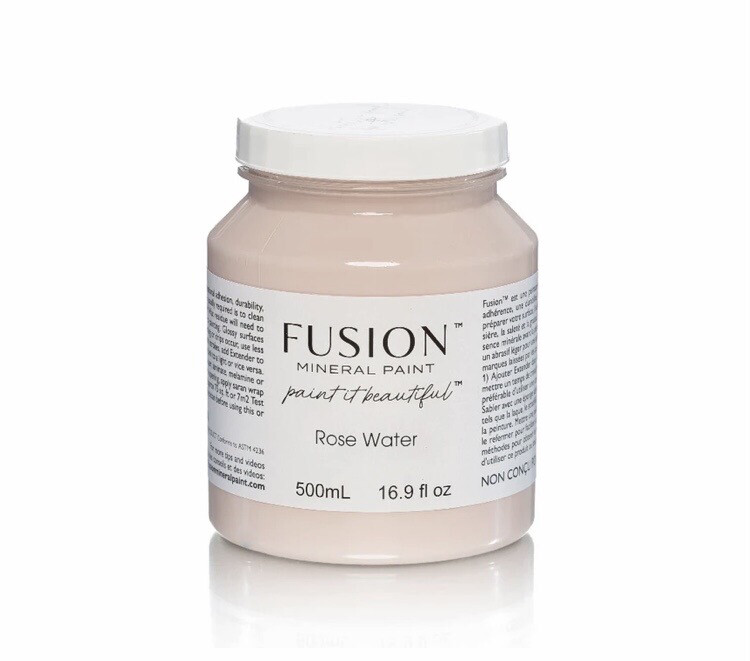 Fusion Rose Water 500ml