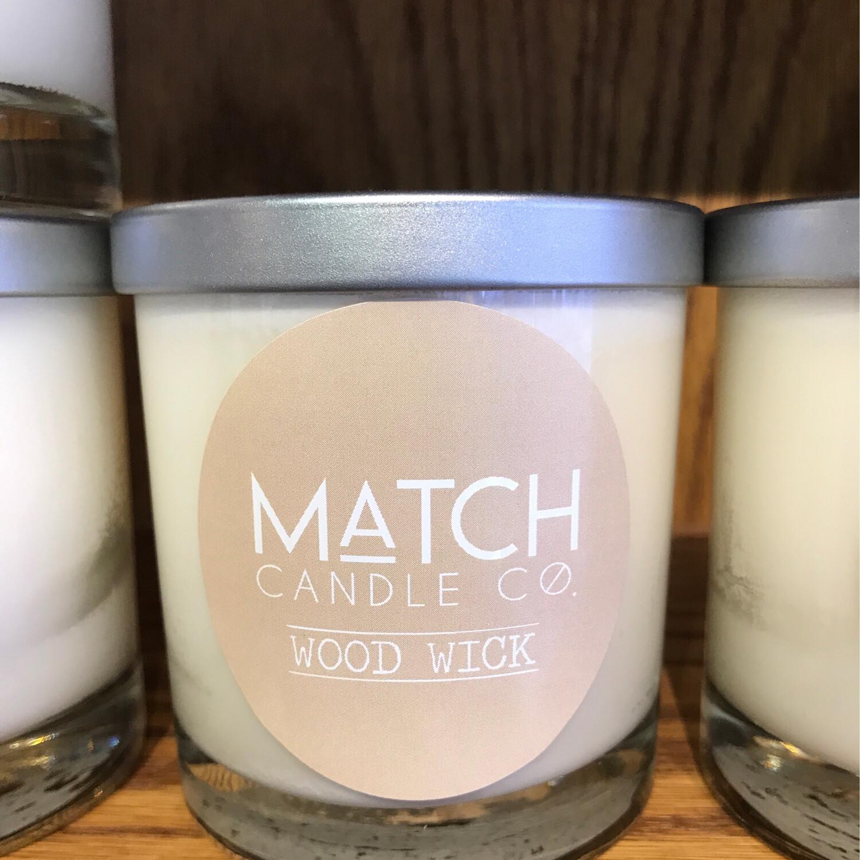 Cashmere Cedar Soy Cotton Wick Candle