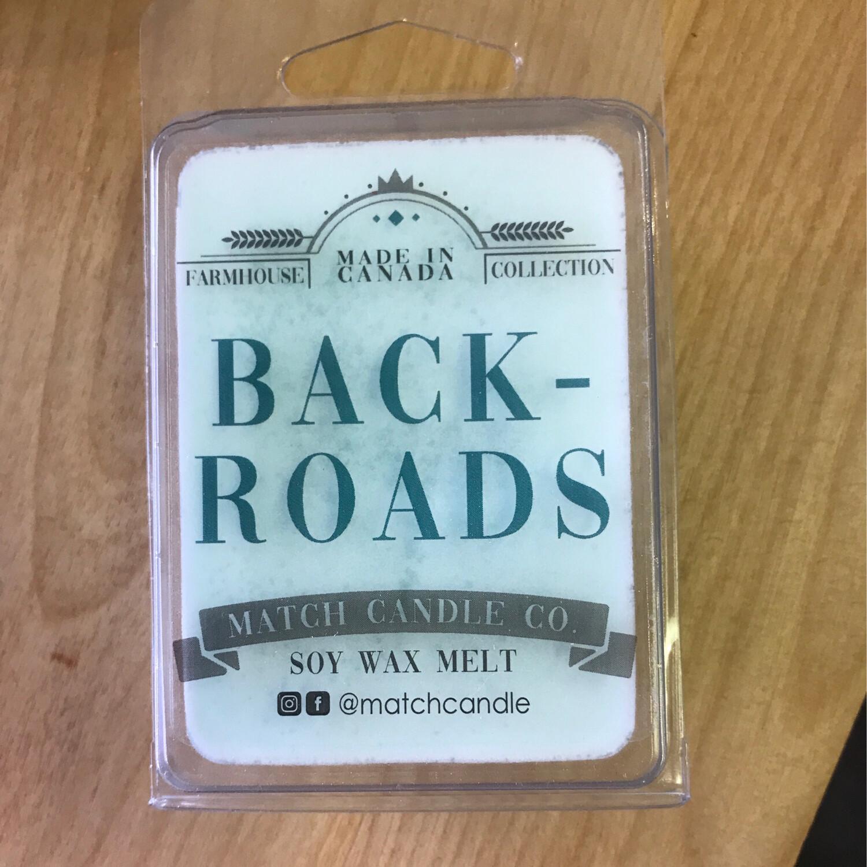 Backroads Wax Melt