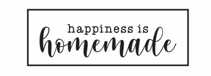Happiness Is Homemade DIY