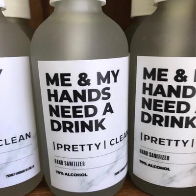 Pretty Clean Hand Sanitizer