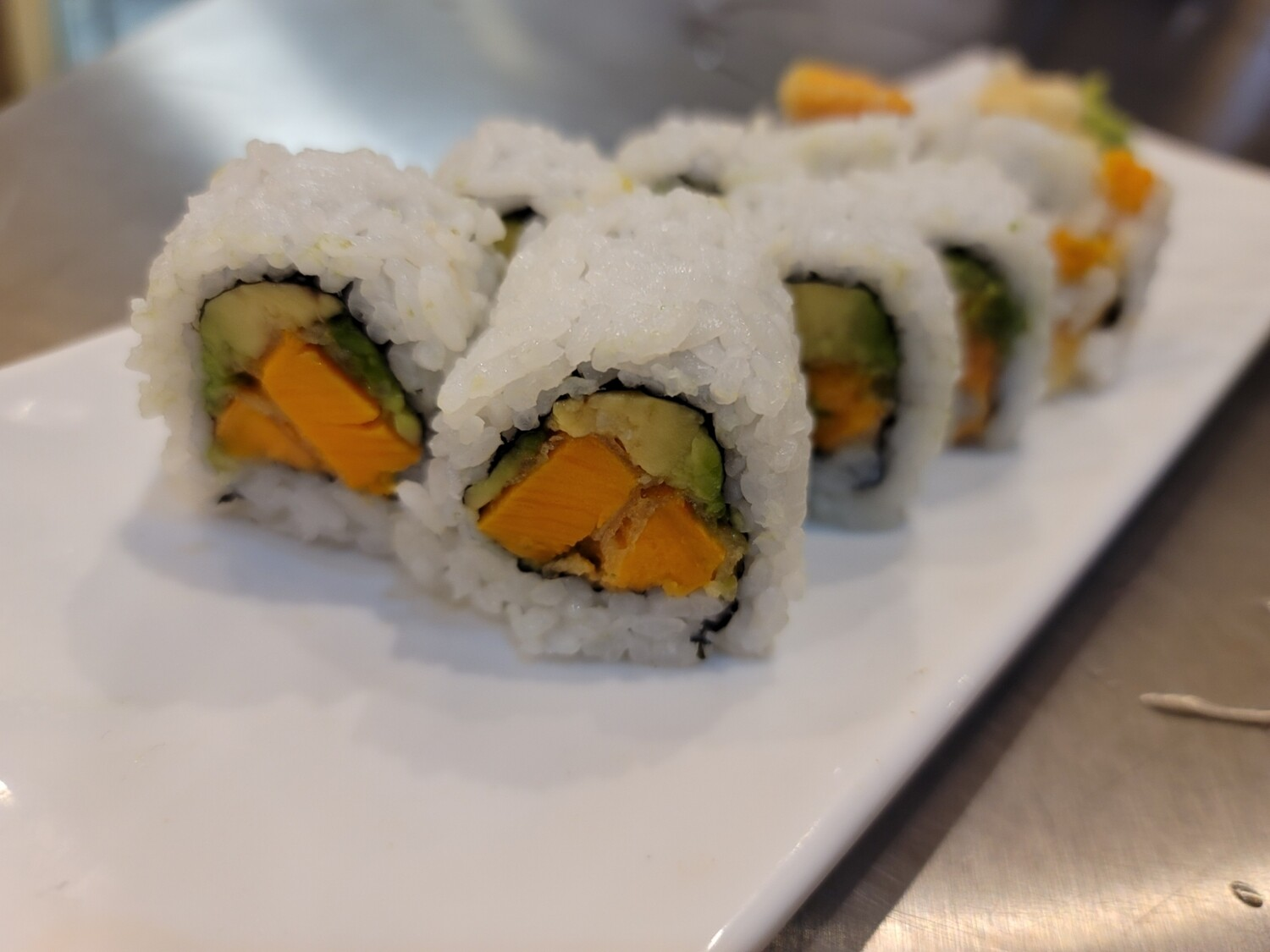 Only Yam & Avo Roll