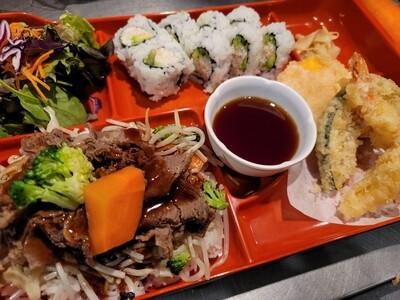 Beef Teriyaki Box