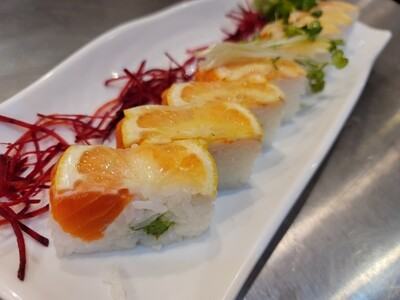 Sushi Sen Box Sushi