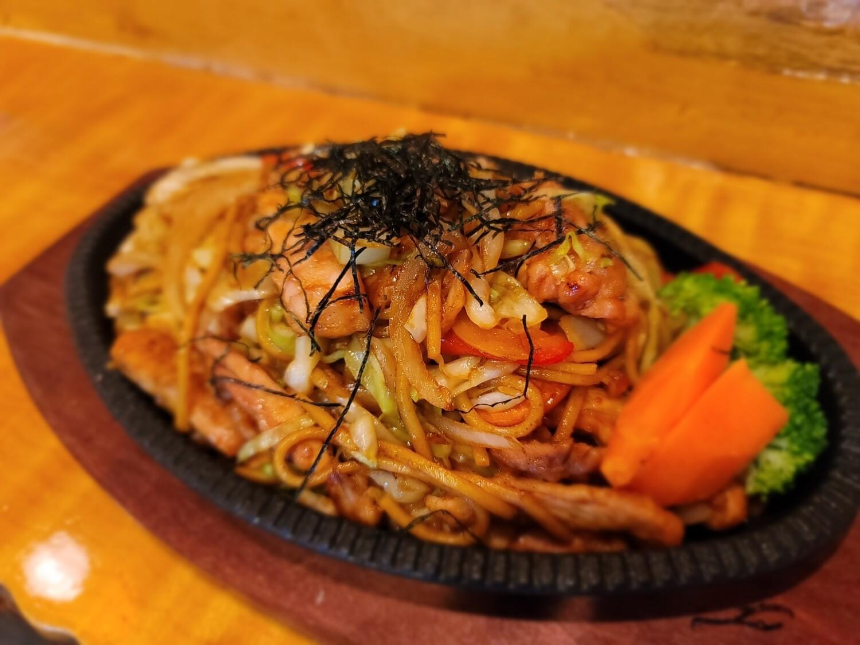 Yaki soba (Seafood)