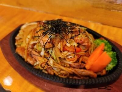 Yakisoba (Seafood)
